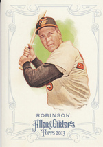 Brooks Robinson 2013 Topps Allen & Ginter Card #158 - $0.99