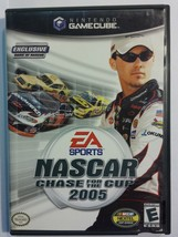 NASCAR 2005: Chase for the Cup [Nintendo GameCube, 2004] wii racing driving game image 2
