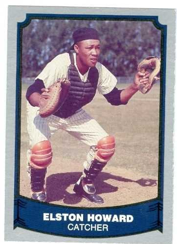 Primary image for Elston Howard 1988 Pacific Baseball Legends baseball card #19 New York Yankees