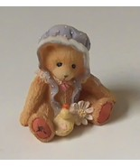 Cherished Teddy Baby with Duck and Daisy - $6.00