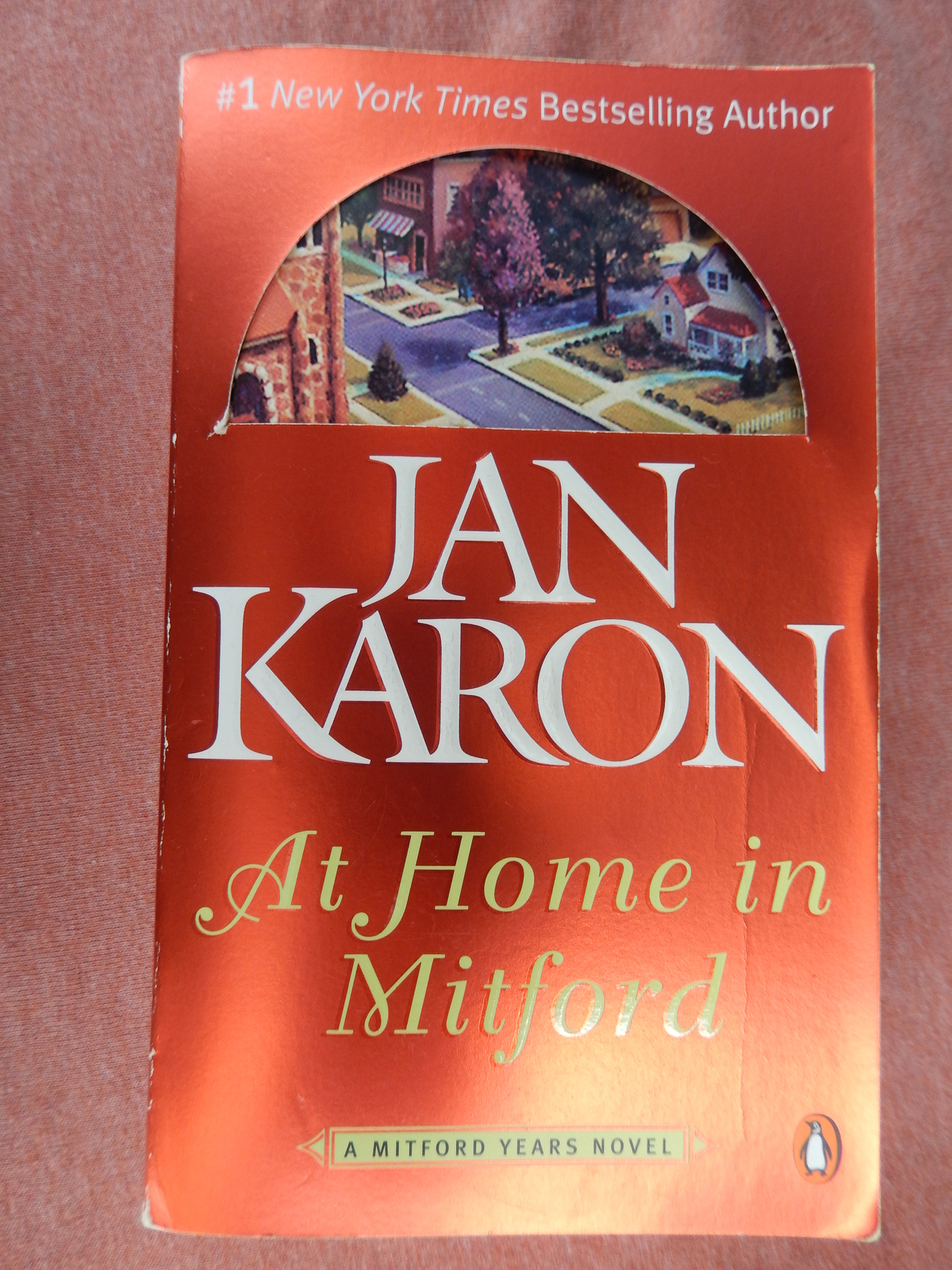 At Home in Mitford Jan Karon 1996 Paperback