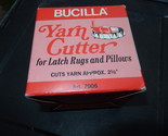 Bucilla yarn cutter for latch rugs and pillows  1  thumb155 crop