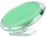 Ingrown Hairs and Razor Bumps Ingrow Go Fine Bristle Brush for Treating Remove