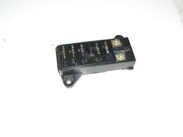 GSX600 '88-'96 fuse box, no cover  - $7.00
