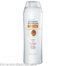 Hair Advance Techniques Frizz Control Lotus Shield Shampoo 11.8 oz NEW - $7.90