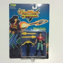 Cadillacs and Dinosaurs Hannah Dundee Vintage 1993 Tyco Cartoon Action F... - $12.16