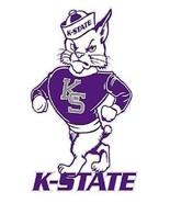 Kansas State Wildcats College Football Magnet #3 - $7.99