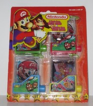 Mario & Donkey Kong Water Games - Nintendo - Party Favors - 2006  Brand ... - $42.03