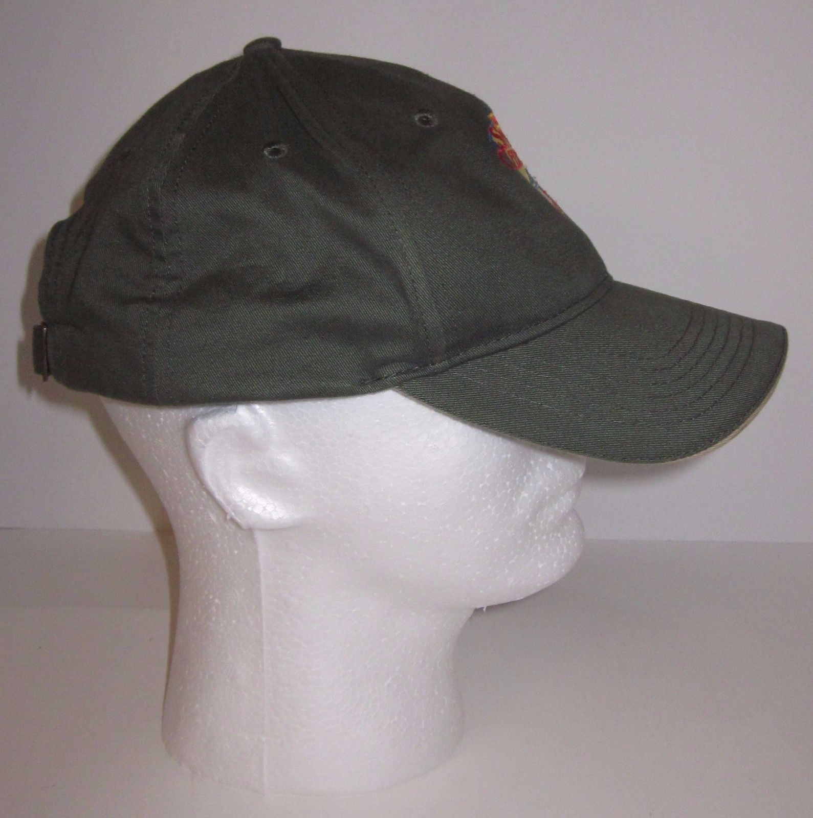 4137487eae4 Air Chilled Smart Chicken Employee Hat Cap - Organic - Olive Green - Buckle  Back