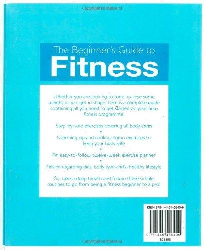 Beginner's Book of Fitness [Dec 18, 2011]