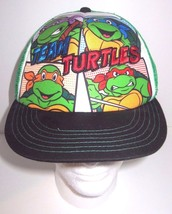 Teenage Mutant Ninja Truffles - Team Turtles - Trucker Hat Cap - Nickelo... - $23.33