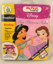 Leap Frog My First LeapPad Two Princess Tales Book Cartridge - $1.99