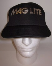 Maglite Flashlight Trucker Hat Cap - Snapback - Mesh Back - Metallic Sil... - $24.90
