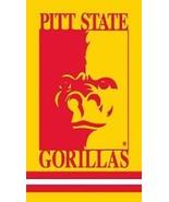 Pittsburg State Gorillas College Football Magnet - $7.99