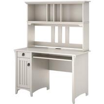 Secretary Desk With Hutch Office Student Small Workstation Study Dorm La... - €470,53 EUR