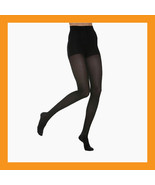140D compression stockings support pantyhose medical varicose veins 15~2... - $25.50