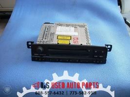 2005 BMW 325I 330I RADIO STEREO CD PLAYER 6915711 OEM image 1