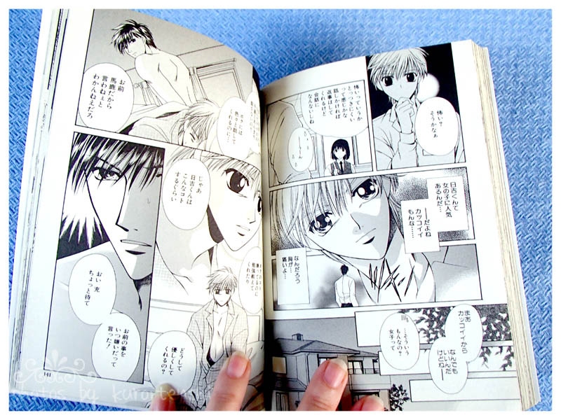 Gently Used (YAOI) Manga in JAPANESE - For You