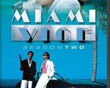 (Used) Miami Vice: Season 2 DVD / Artwork / Case