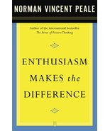 Enthusiasm Makes the Difference [Paperback] [Mar 12, 2003] Peale, Dr. No... - $14.23
