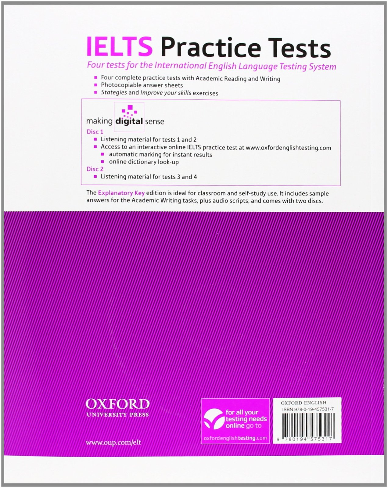 IELTS Practice Tests: IELTS Practice Tests with ...