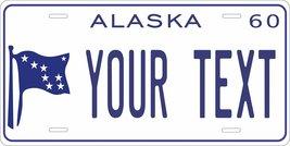 Alaska 1960 Personalized Tag Vehicle Car Auto License Plate - $16.75