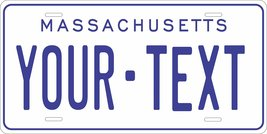 Massachusetts 1967-73 Personalized Tag Vehicle Car Auto License Plate - $16.75