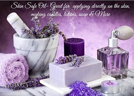 Exotic Spice - 1 Ounce Blue Glass Bottle of Premium Grade Skin Safe Fragrance... image 2