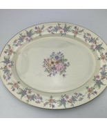 "Theodore Haviland ""Springtime""  New York Stamp ~ Serving Platter ~ 14"" x... - $27.71"