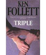 Triple [Paperback] [Mar 06, 1998] Follett, Ken - $15.50