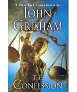 The Confession: A Novel [Paperback] [Mar 20, 2012] Grisham, John - $19.92