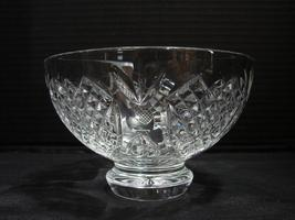 """5"""" Round Bowl Wedding Heirloom Collection by WATERFORD CRYSTAL - $95.00"""