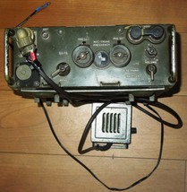 RT-841 / PRC-77, with mounts, speakers, etc., inspected and adjusted - $973.80