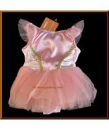 NWT Gymboree Girl Ballerina Halloween Costume 12 18 M - $15.99