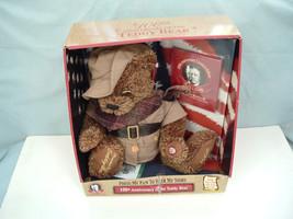 100 anniversary limited edition Teddy's teddy bear  with read along stor... - $14.85