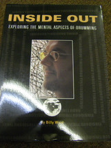 Inside Out, Exploring The Mental Aspects Of Drumming   Book - $9.89