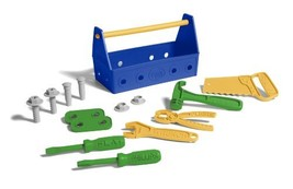 Green Toys Tool Set-Blue, Assorted - $28.43