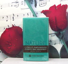 Yves Rocher Nature Cypress And Grapefruit EDT Spray 2.5 FL. OZ. - $89.99