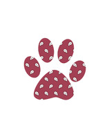 Pet Paws-Digital Immediate Download-Flag Paws-Holiday Paws-Background-Ba... - $3.00