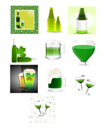 Green Glass-Digital Immediate Download - $6.00