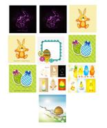 Happy Easter A9-Digital Download-ClipArt-Art Cl... - $5.00