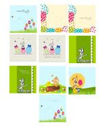 Happy Easter A7-Digital Immediate Download-Clip... - $5.00