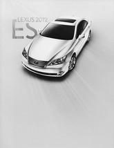 2012 Lexus ES 350 sales brochure catalog 12 US - $9.00