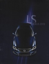 2012 Lexus LS 460 460L 600hL brochure catalog 12 US HYBRID Sport Executive - $10.00