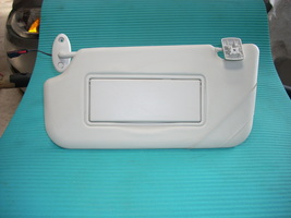 2013 FORD FOCUS LEFT SUN VISOR