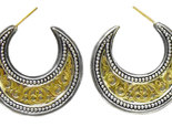 02001252 gerochristo 1252 byzantine medieval gold crescent earrings 1 thumb155 crop