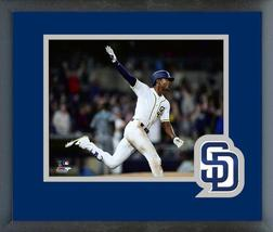 Melvin Upton 2016 San Diego Padres - 11 x 14 Team Logo Matted/Framed Photo - $42.95