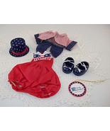 Hoppy VanderHare  Muffy VanderBear Wear Yankee Doodle July 4th Outfit (#... - $16.00