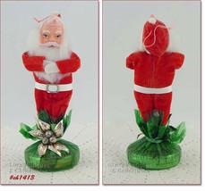 Vintage Santa Figure/Ornament in Mint Condition  (Item CH1413) - $68.00