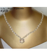 Vintage Miriam Haskell Glass Bead Necklace (Inventory #J272) - $250.00